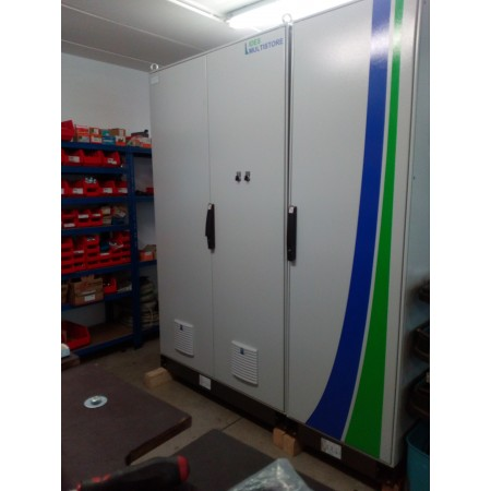 IDES Hybrid Energy Storage 30kW with LFP Battery 8kWh