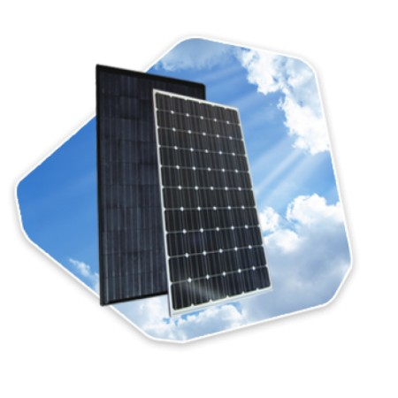 Monocrystalline PV Panel, 300Wp