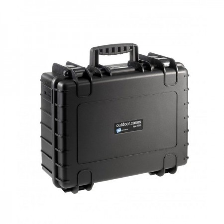B&W Outdoor Battery Case Typ 5000 black