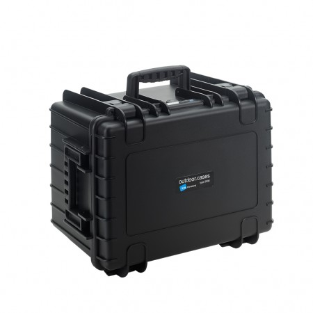 B&W Outdoors Battery Case Typ 5500 black
