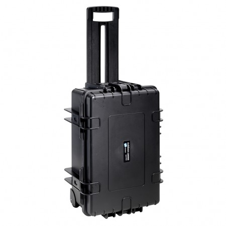 B&W Outdoors Battery Case Typ 6700 black