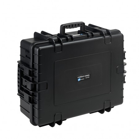 B&W Outdoors Battery Case Typ 6500 black